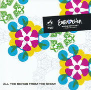 Eurovision Song Contest Helsinki 2007, 2x cd