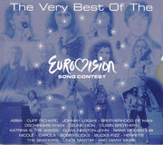 The Very Best Of The Eurovision Song Contest, 4x cd