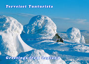 Terveiset tunturista, Greetings from Lapland