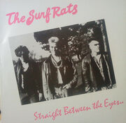 The Surf Rats – Straight Between The Eyes..