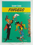 Lucky Luke -Fingers