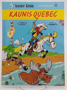 Lucky Luke -Kaunis Quebec
