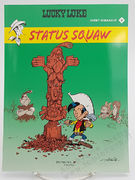 Lucky Luke -Status Squaw