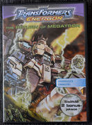 Transformers Energon -The return of Megatron-DVD