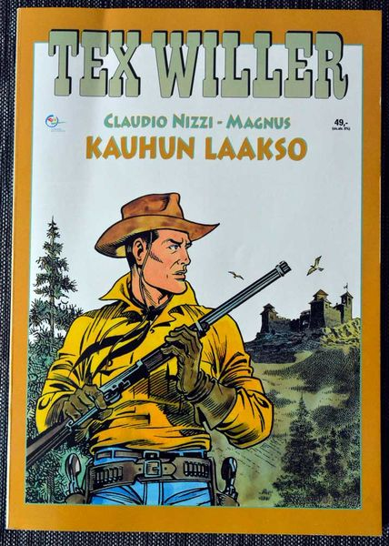 Tex Willer Kauhun laakso