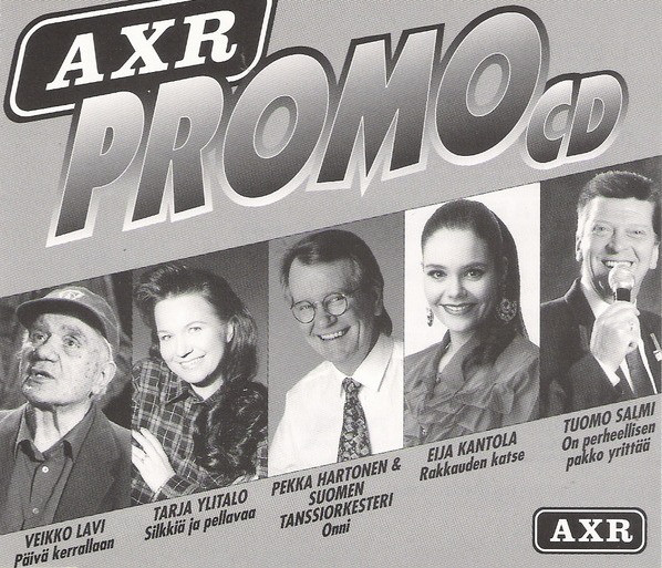 AXR PROMO CD -MAXIsingle